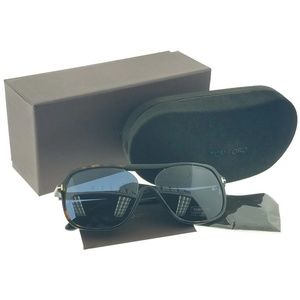FT0442-52V Robert Men's Havana Frame Sunglasses
